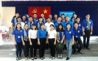 Trảng Bàng: Đón sinh viên tham gia chiến dịch Mùa hè xanh