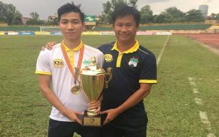 Hoàng Anh Gia Lai hái quả ngọt từ bóng đá trẻ