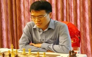 Quang Liêm đoạt ngôi á quân Giải Siêu đại kiện tướng 2017