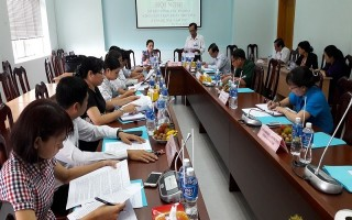 Khối Thi đua Mặt trận Tổ quốc, các tổ chức chính trị - xã hội tỉnh sơ kết thi đua 6 tháng đầu năm 2017