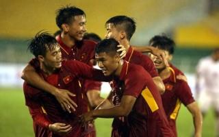 U-22 VN thắng dễ Đông Timor