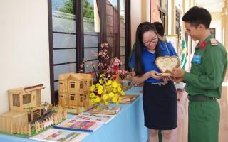 Sư đoàn BB5 tổ chức hội thi Phòng Hồ Chí Minh năm 2017