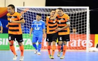 Thái Sơn Nam thua trận mở màn Giải futsal các CLB châu Á 2017