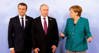 Điện Kremlin: Nhóm Bộ tứ Normandy sẽ điện đàm về Ukraine vào ngày 24.7