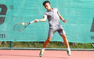 Nguyễn Văn Phương lần đầu đăng quang giải trẻ ITF