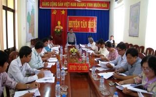 Tân Biên: Công bố dịch bệnh khảm lá trên cây khoai mì