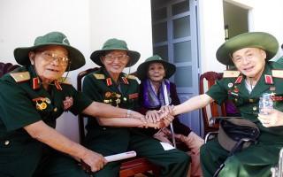 Ký ức chiến tranh-nghĩa tình đồng đội