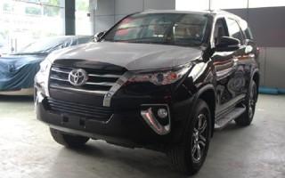 Toyota Fortuner 2017 bản Trung Đông đầu tiên về Việt Nam