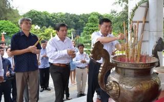 Nhiều nơi tổ chức kỷ niệm 70 năm ngày Thương binh liệt sĩ