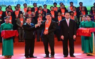 Công bố danh sách 63 nông dân Việt Nam xuất sắc năm 2017