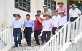 Tập đoàn Sun Group khảo sát du lịch Tây Ninh