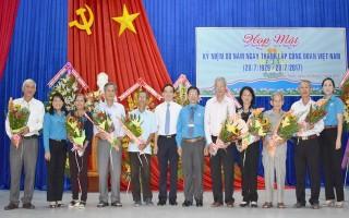 Tây Ninh: Kỷ niệm ngày thành lập Công đoàn Việt Nam 28.7