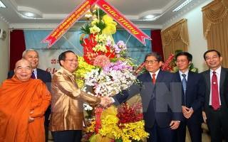 Đưa hợp tác TP. Hồ Chí Minh-Vientiane đi vào chiều sâu và hiệu quả