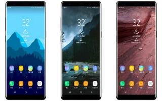 Samsung hé lộ thông tin mới về Galaxy Note 8