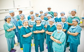 Áp lực nghề điều dưỡng phòng mổ