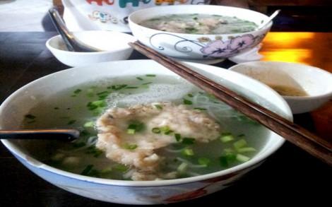 Bún quậy Phú Quốc - món không phải có tiền là ăn được