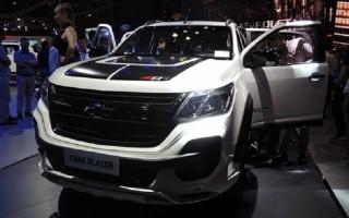 Chevrolet Trailblazer - đối thủ Fortuner đến Việt Nam