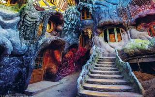 Ngôi nhà quái dị ở Đà Lạt lọt top địa điểm kỳ bí nhất thế giới