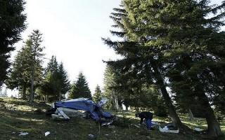 Máy bay rơi ở Thuỵ Sĩ, 3 người thiệt mạng