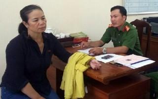 Trà Vinh: Phạt phụ nữ thiếu nợ, giả báo công an bị cướp 600 triệu đồng