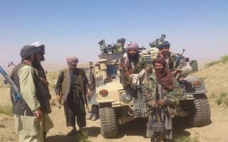 50 tay súng Taliban bị tiêu diệt