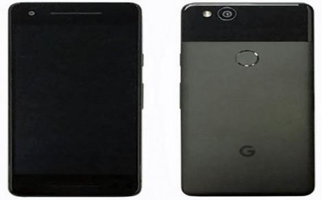 Google Pixel 2 lộ diện: không jack cắm tai nghe, camera kép, và âm thanh ảo