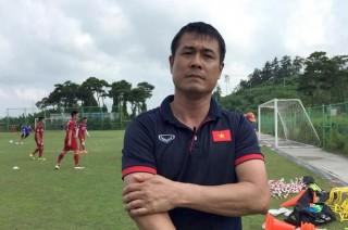 HLV Hữu Thắng phủ nhận đã chốt danh sách dự SEA Games 2017