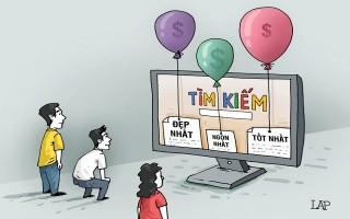 Cảnh giác với doanh nghiệp 'quảng cáo nổ' trên Google