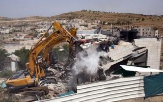 Israel thông báo sẽ đánh sập trường học của người Palestine