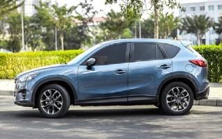 CX-5 giảm giá kỷ lục về mức 800 triệu cạnh tranh CR-V