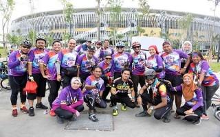"""Hàng ngàn người Malaysia """"mở màn"""" cho SEA Games 29"""