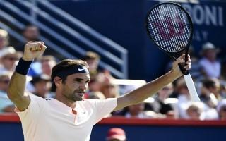 Điểm tin sáng 13-8: Federer vào chung kết Giải quần vợt Canada Open 2017