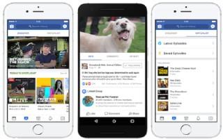 Facebook Watch tham vọng lật đổ YouTube