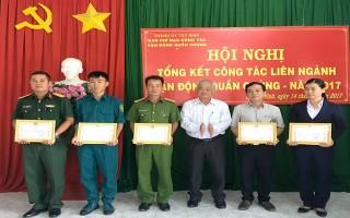Thành phố Tây Ninh: Nhiều hoạt động thiết thực trong công tác dân vận năm 2017