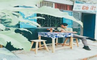 """Có một quán """"Sài Gòn xưa""""ở thành phố Tây Ninh"""