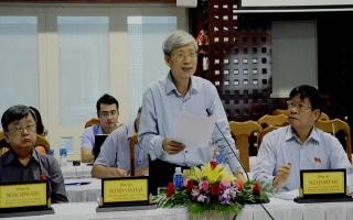 Khảo sát tình hình chấp hành pháp luật tại Tây Ninh