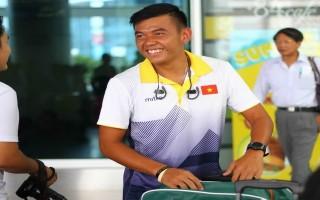 Lý Hoàng Nam chịu áp lực vì là hạt giống số 1 tại SEA Games 2017 