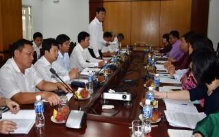 Ủy ban Công tác về các tổ chức phi chính phủ nước ngoài làm việc tại Tây Ninh