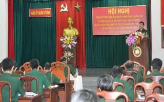 Tây Ninh: Tổng kết thực hiện Nghị quyết Trung ương 3 (Khóa VIII) về chiến lược cán bộ thời kỳ đẩy mạnh công nghiệp hóa, hiện đại hóa đất nước