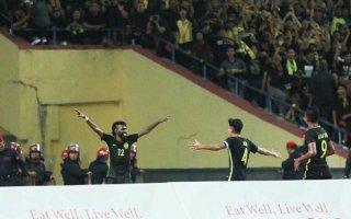 Ngôi đầu bảng trong tầm tay U-22 Malaysia