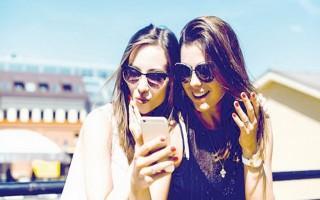 Instagram và Snapchat hút giới trẻ