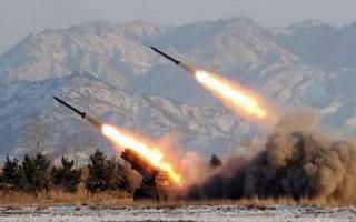 Triều Tiên lại phóng 3 tên lửa đạn đạo ra biển Nhật Bản