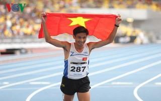 """Điền kinh Việt Nam """"đại náo"""" SEA Games 29: Dấu ấn Nữ hoàng"""