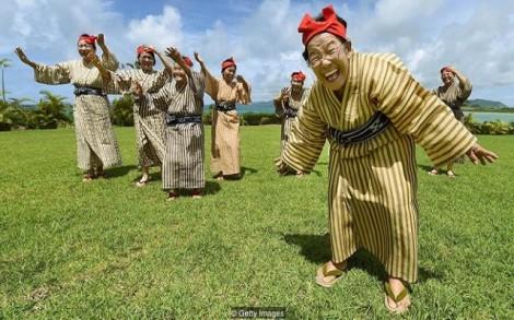 Gần 75% người Nhật hạnh phúc với cuộc sống