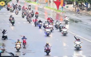 Đại hội CLB xe đạp-mô tô thể thao TP.Tây Ninh lần thứ I.2017