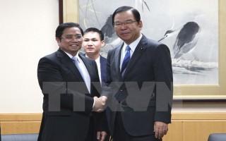 Tăng cường hợp tác giữa hai Đảng Cộng sản Việt Nam và Nhật Bản