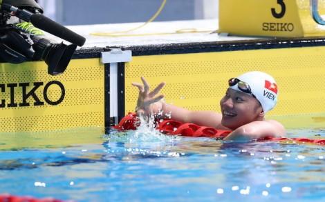 Ngày Ánh Viên rời SEA Games 29…