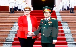 Hợp tác an ninh ngày càng chặt chẽ giữa Việt Nam và Australia