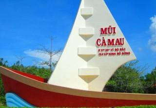 Phiêu trên sông nước Cà Mau