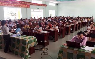 Hoà Thành: Tập huấn nghiệp vụ công tác bảo hiểm xã hội